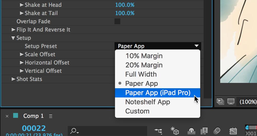 noteshelf make custom paper