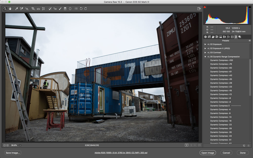 Prolost Lightroom Presets, Now in Photoshop Too