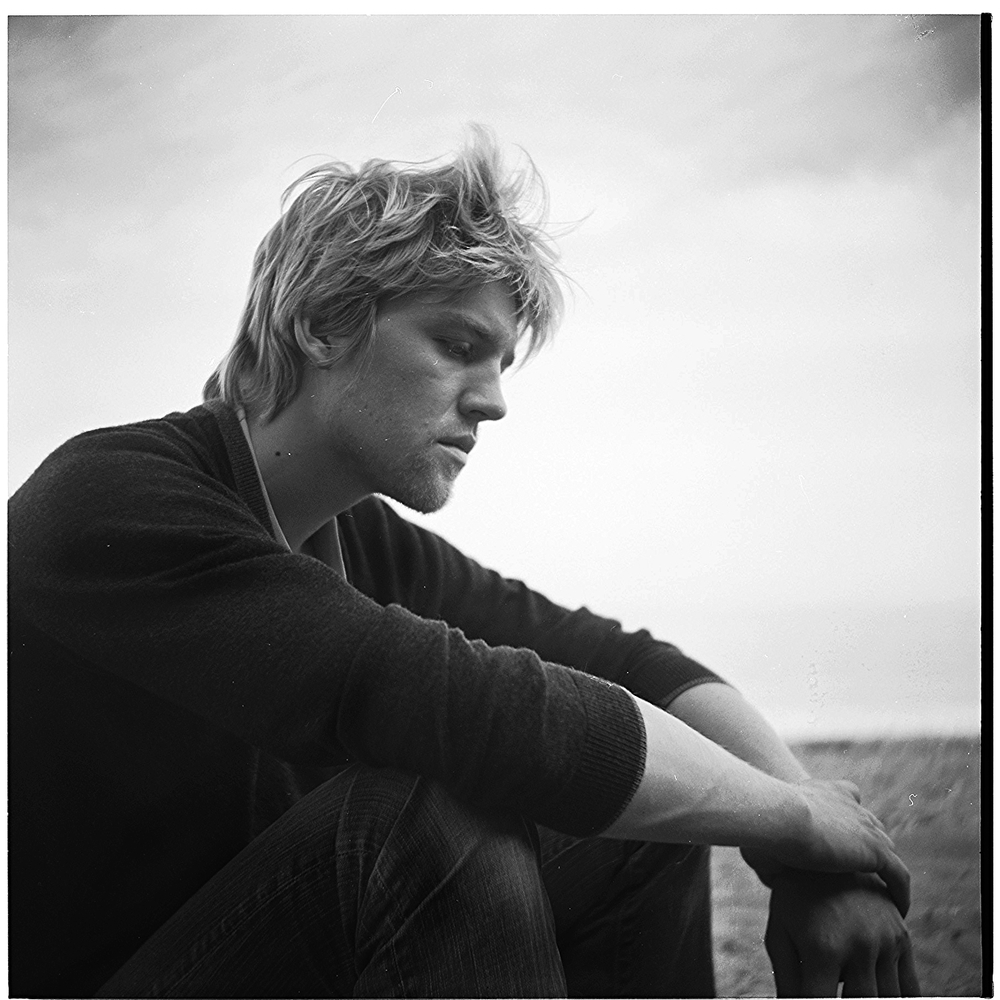 Portrait by Julia Grishan, 2009.