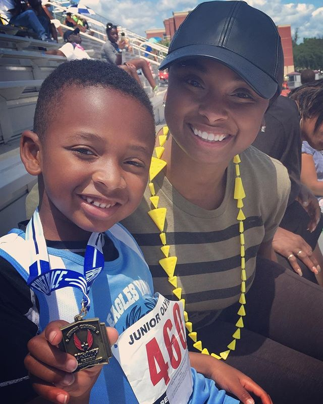 🥇🏃🏾💨 And just like that, we're off to Nationals!  #mylittletracksuperstar #MisterDash #TrackandField #TrackMom #Wisconsin #midwest #usatf #regionals