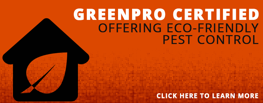 Green Pest Control Certified