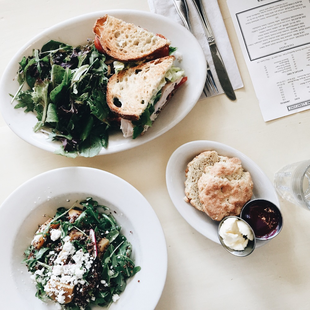 where to eat & shop in seattle