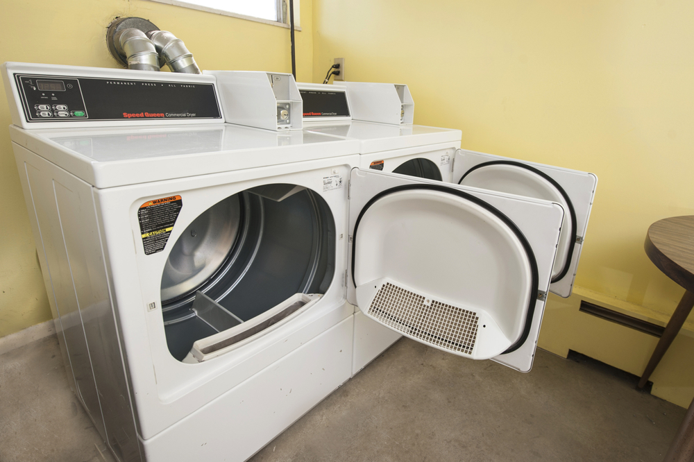 Delshire Apartments: On-Site Washer and Dryer