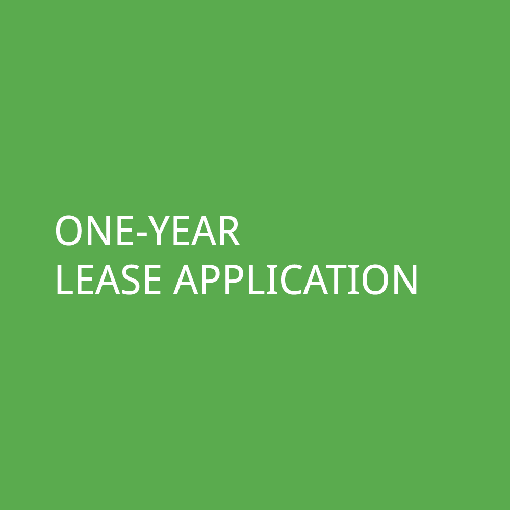 Delshire Apartments One-Year Lease Application - Delhi, Ohio and Cincinnati, Ohio Apartments