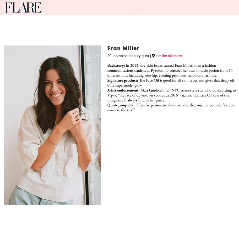 Flare Magazine // May 2016