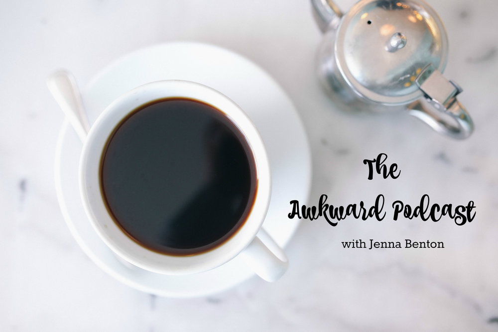 THE AWKWARD PODCAST - December 19th, 2016 Author and writing coach Jenna Benton sits down with the ladies of Camp17 and talks all about how Camp17 will change your life. CLICK HERE TO LISTEN ON SPREAKER