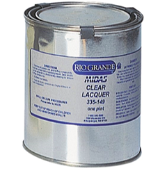 Lacquer: this is usedto seal the object you are going to electroform. It protects the object from being damaged by the chemical used and protects your electroforming solution from being contaminated.