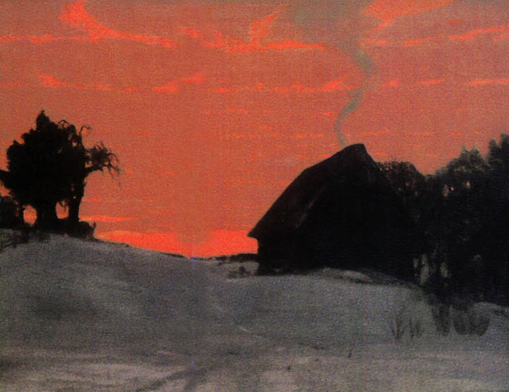 missfolly: Gustav Kampmann - Eclipse, ca. 1903