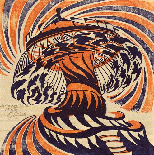 "deepjam :      ""The Merry Go Round""    Cyril E. Power   1929"