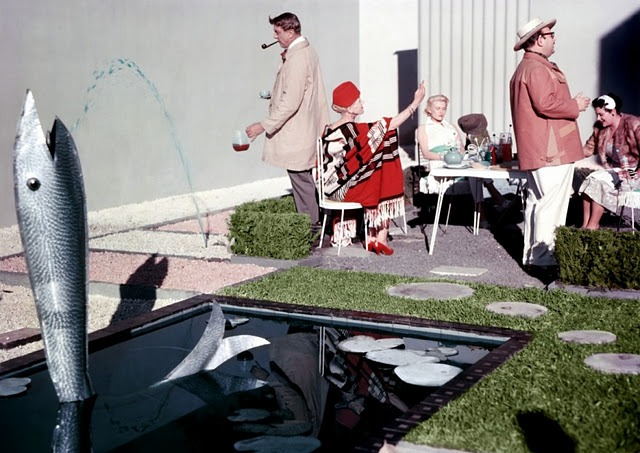 desert-boots :      Mon Oncle , Jacques Tati, 1958.     One of my favorite movies.