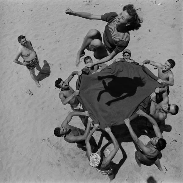 calivintage :     photo by john florea, 1948.