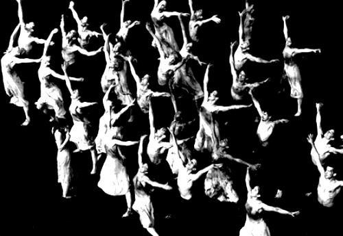 Take me I'm yours, spring.      Pina Bausch's  The Rite of Spring (Frühlingsopfer)    Photo by  Maarten Vanden Abeele    Also