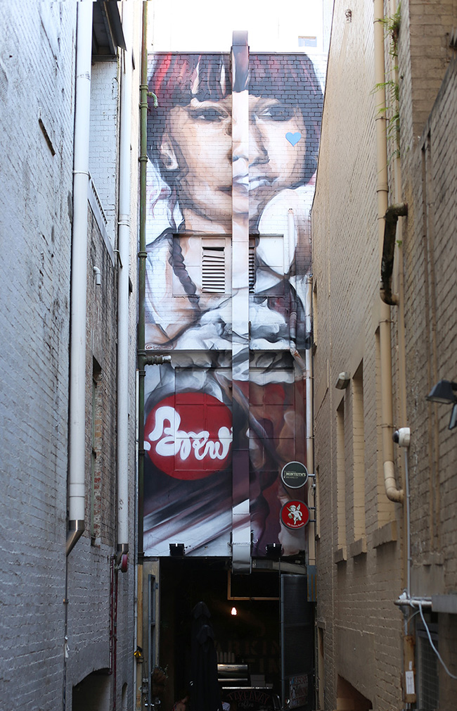 Brisbane Laneways (2)
