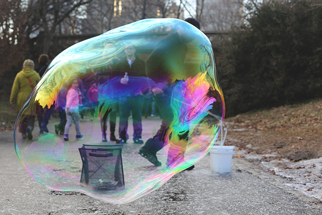 Bubbles in Central Park (10)
