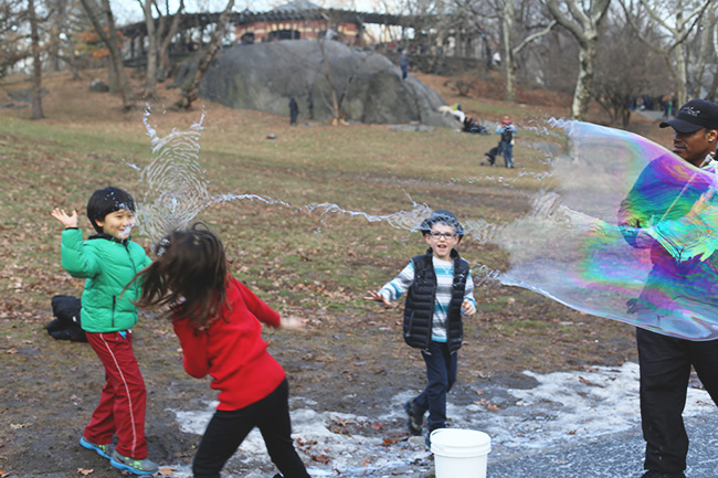 Bubbles in Central Park (5)
