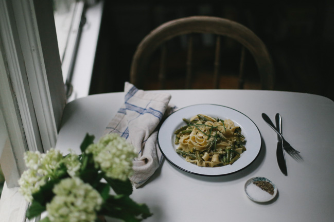 Spring Vegetable  Tagliatelle (7)