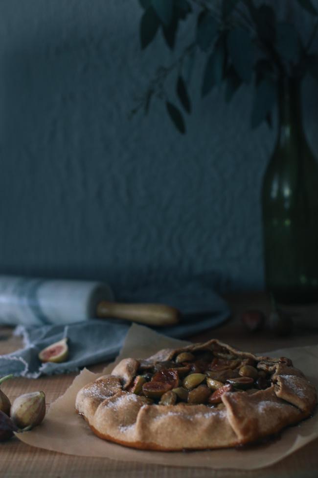 Fig and Orange Blossom Crostata-5