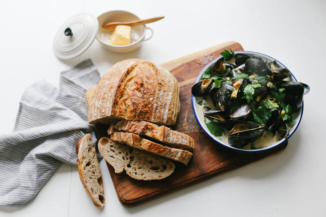 kate's mussels
