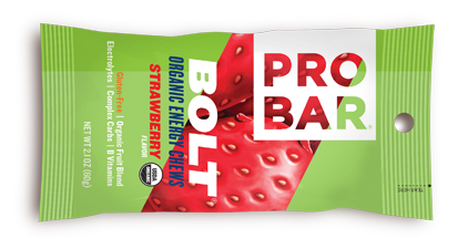 Strawberry Box Of 12 $30 Delectable strawberries in an easy to digest form. Packed with electrolytes and B vitamins, it'll be sure to power you through the finish.