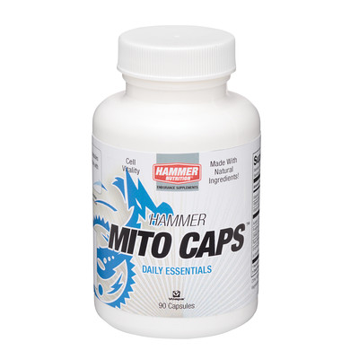 Mito Caps Anti-aging formula with powerful athletic benefits,  Improves energy production, Superior antioxidant support, Improves fat metabolism, Potentially increases longevity