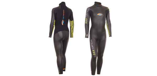 Torpedo Kids Suit Price $150 We make the world's best triathlon wetsuits. That goes for beginners, world champions and yes, even children. The Torpedo has been tailored to 8, 10 and 12 year olds to encourage water activity, with the benefits of warmth, buoyancy, safety and protection from the elements. Perfect for helping young athletes take the leap from the pool to the open water the Torpedo is a one of a kind wetsuit that is durable and comfortable.