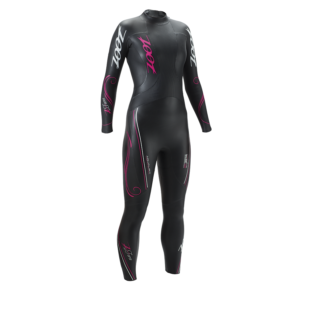 w-z-force 3.0-wetzoot Price $325 An incredible value for the price to features ratio, introducing the Z Force 3.0. For added comfort the Z Force 3.0 wetsuit has GLIDEflex grooved panels to increase stretch for maximum lung expansion, shoulder rotation and shoulder extension. The Zero Water comfort neck panel eliminates neck constriction to create an extremely low profile neck seal that limits water entry and stops chafing. OKD, Optimal Kick Design is Zoot's proprietary kick design, helps your legs stay in the natural body position to kick - save your legs for the bike and run. Designed with Yamamoto Cell 39, the Z Force 3.0 is an exceptionally comfortable high performance wetsuit.
