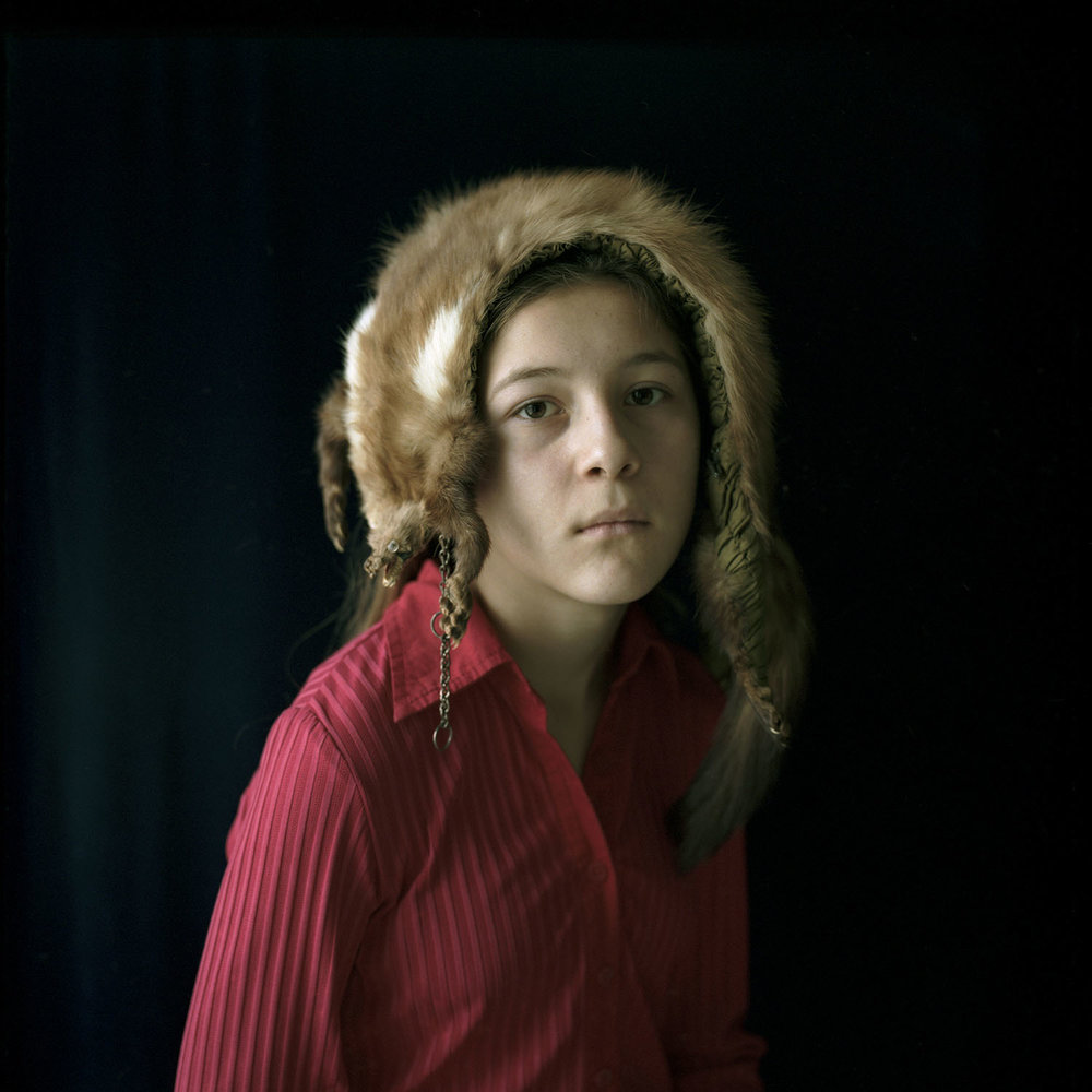Reanna, Fur Hat