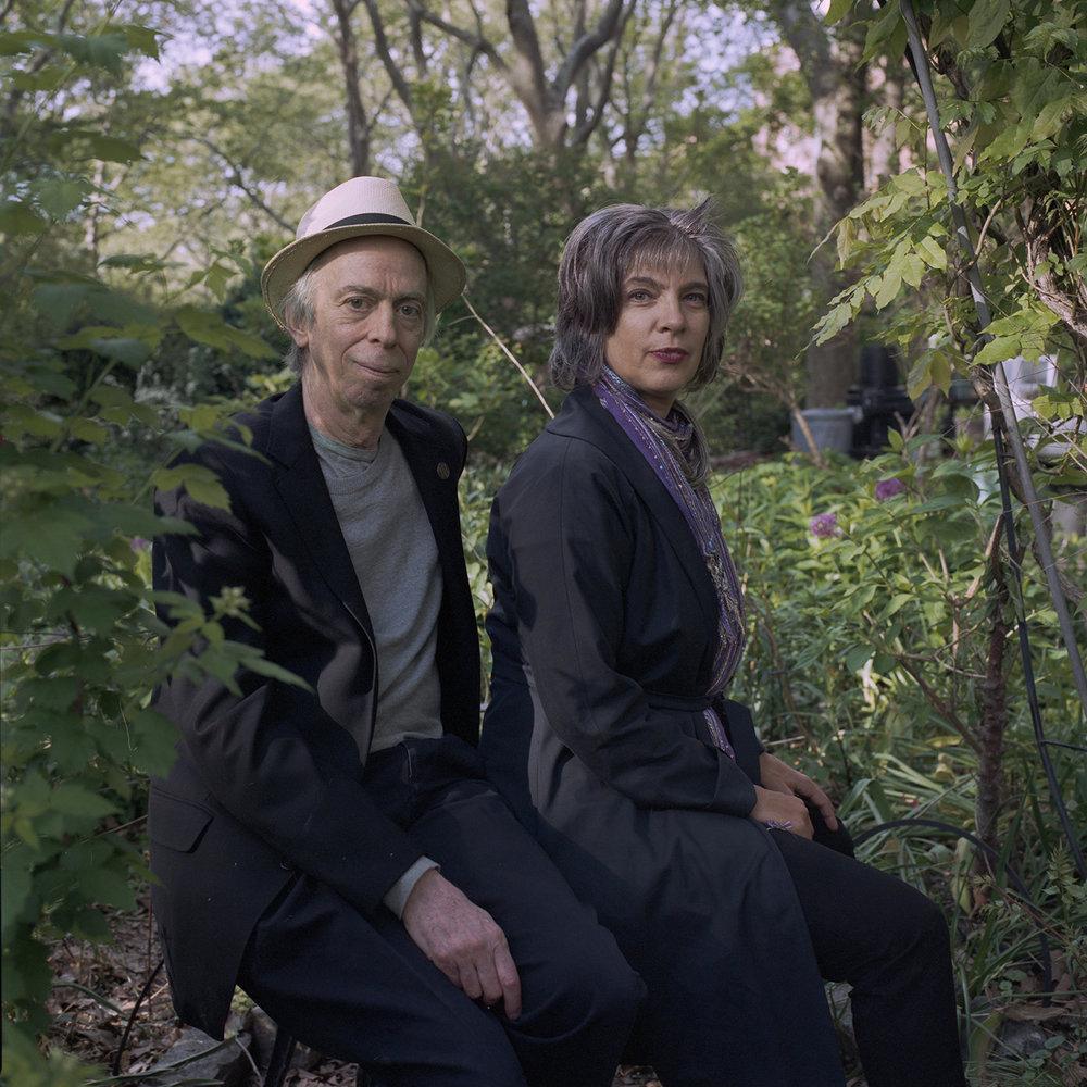 Dick Connette + Rachelle Garniez