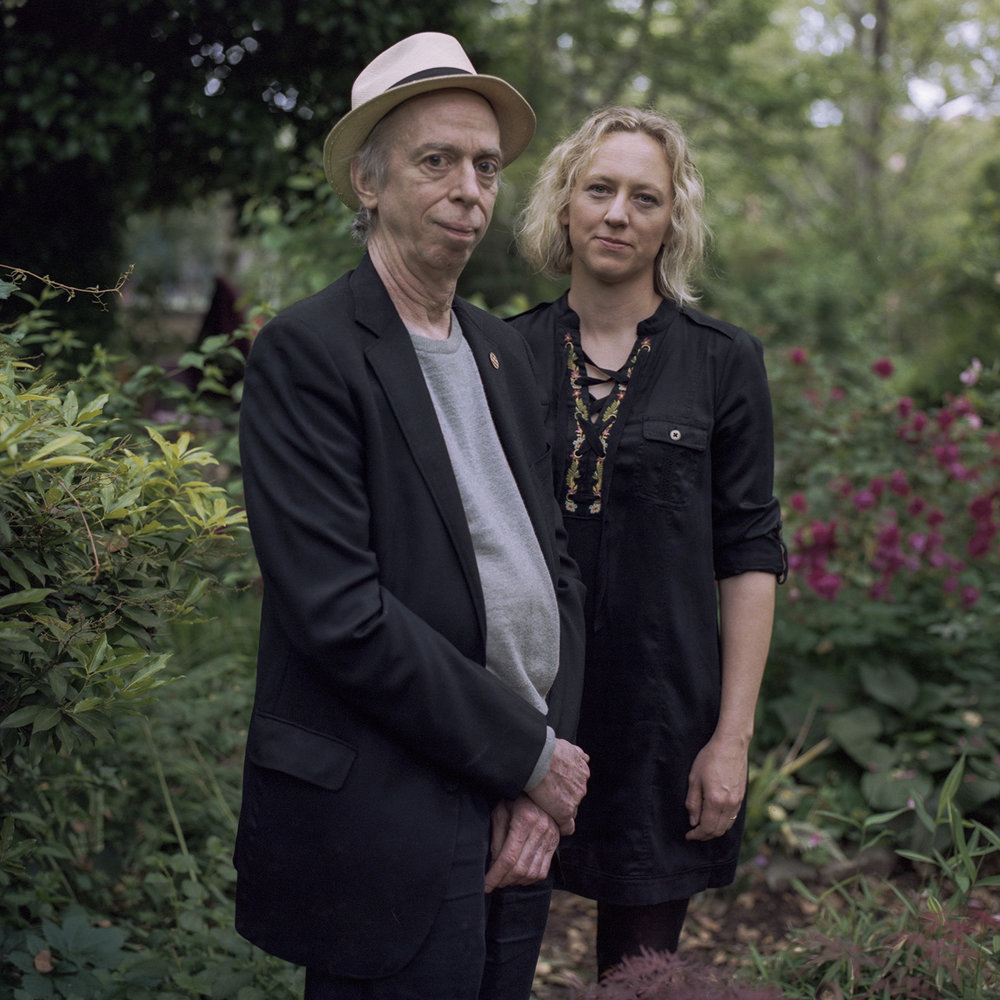 Dick Connette + Ana Egge