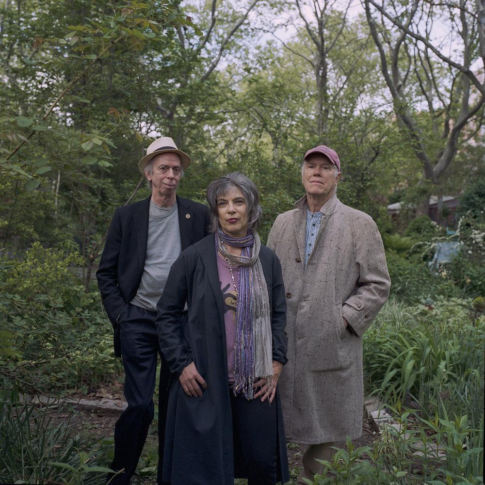 Dick Connette, Rachelle Garniez + Loudon Wainwright III