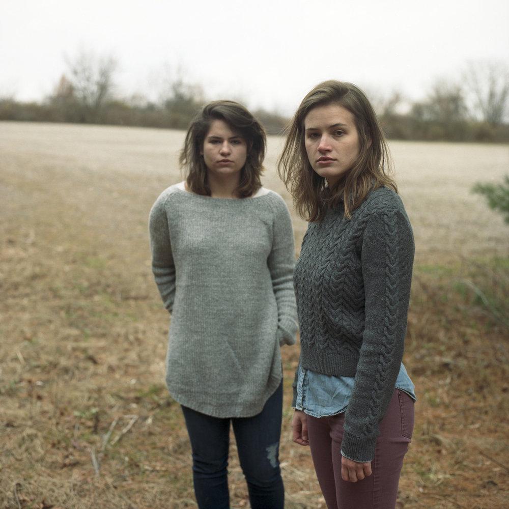 Hannah and Britta