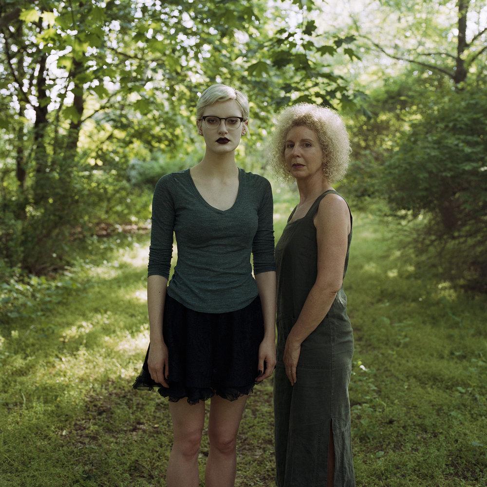 Celine and Marie Lyse Green 2.jpg