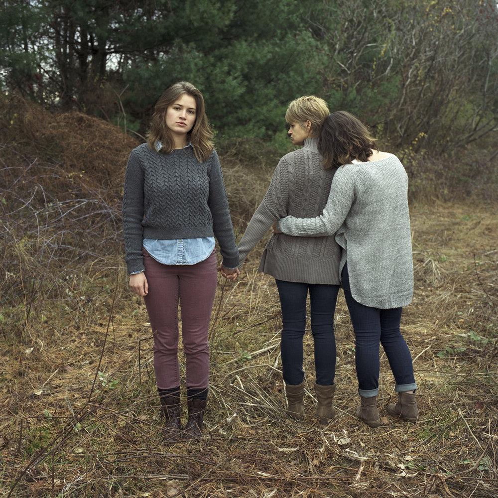 Britta, Hallie and Hannah