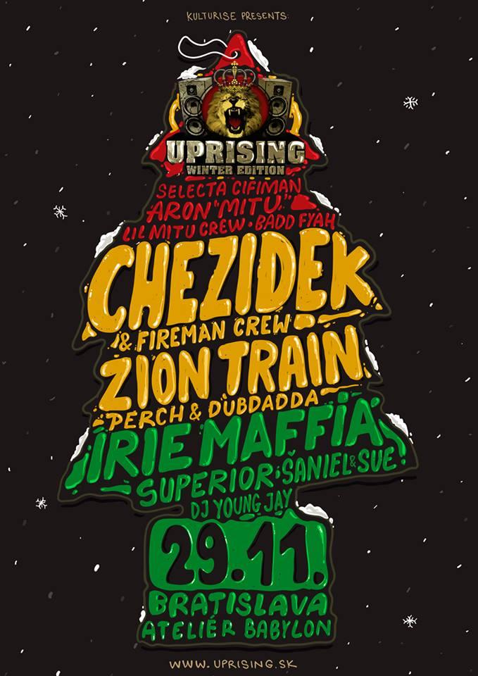 "Uprising Winter Edition 2014 Aron""MITU"" Lil Mitu Crew Riddim Dance"