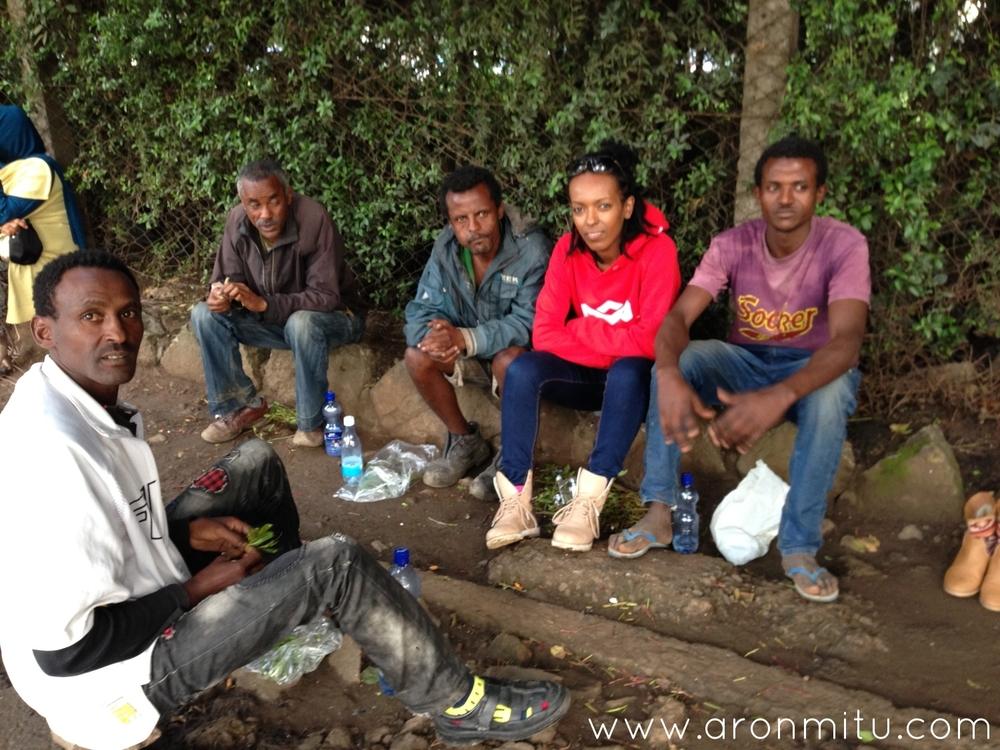 """Aron""""MITU"""" Addis Abeba Ethiopia"""