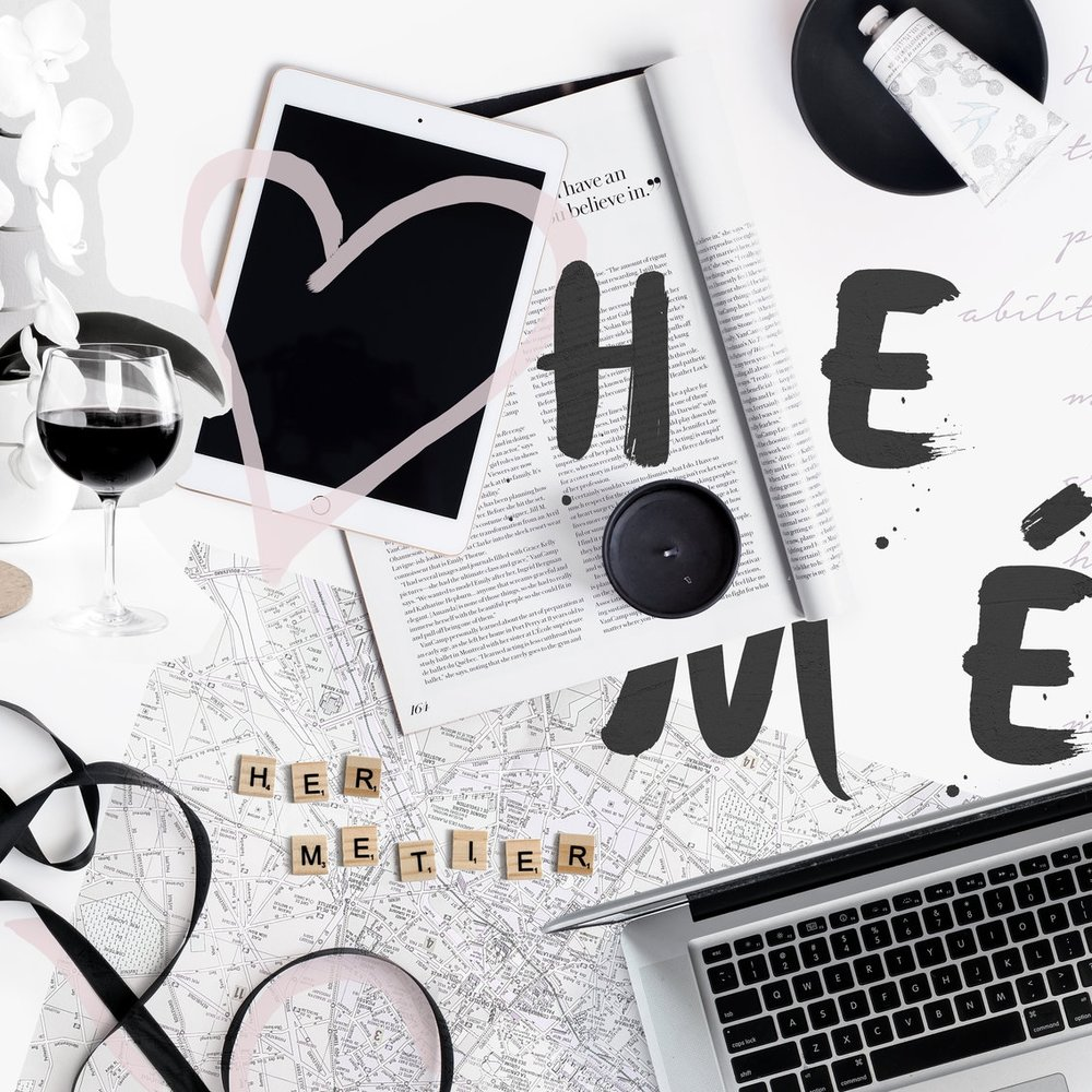 Check out the blog - Her Métier