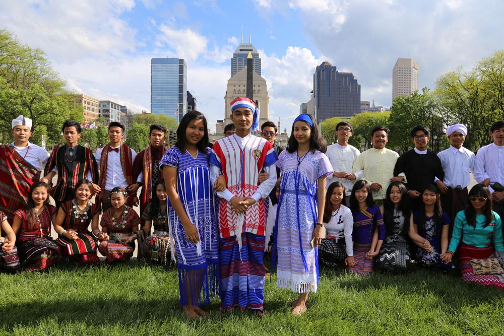 burmese american community INST.(IN)
