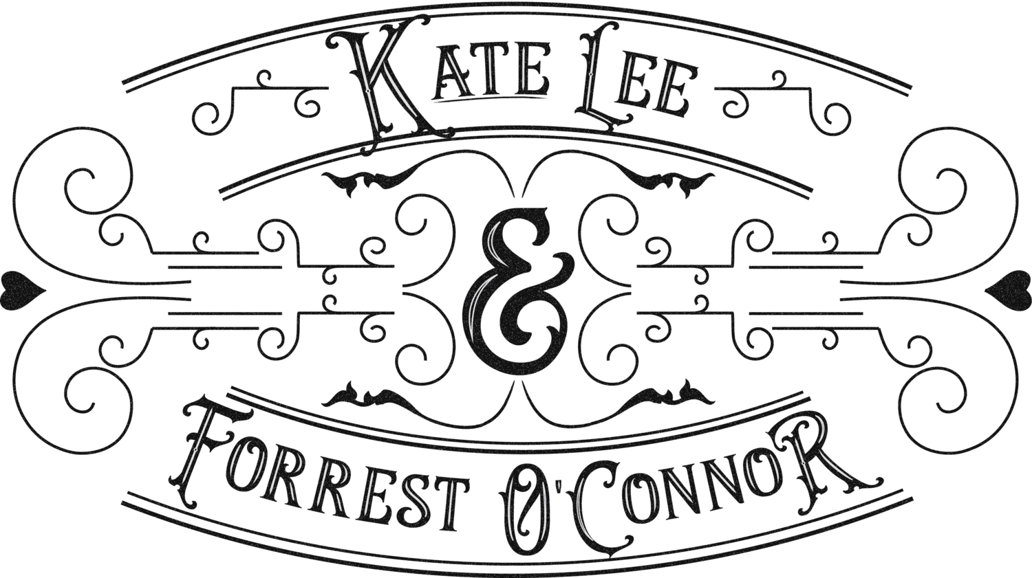 Kate Lee & Forrest O'Connor