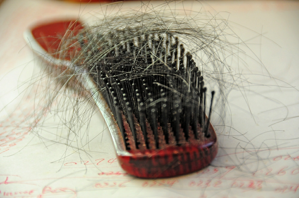 Is a brush full of hair familiar?  Do you feel like handfuls of hair come out when you wash your hair?
