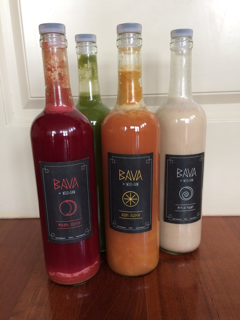 Wild and Raw's Bava Juice