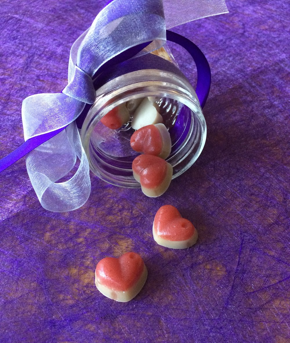 Strawberry Cream Gummies