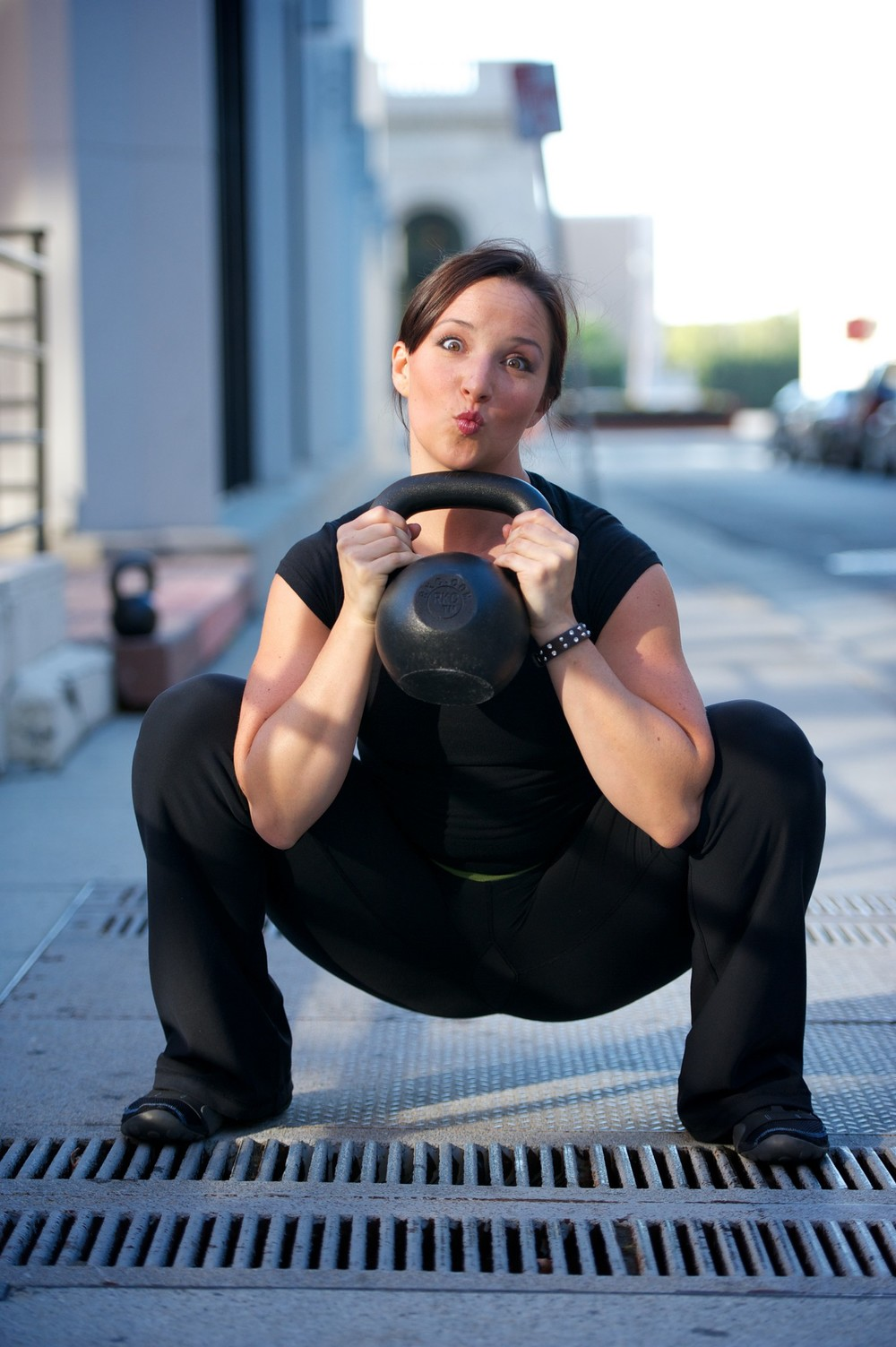 Kettlebell Training and Yoga