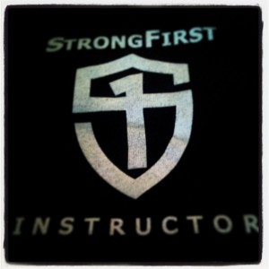 StrongFirst Instructor