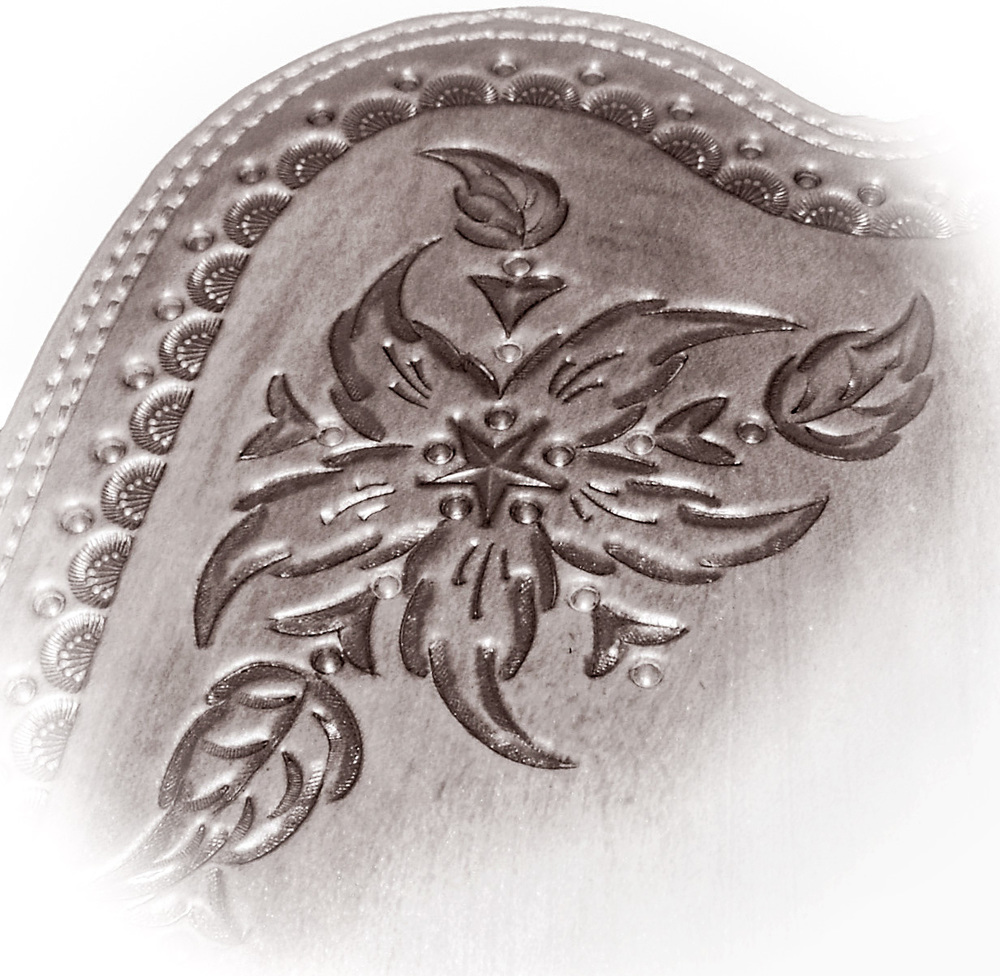 saddle stamped starflower