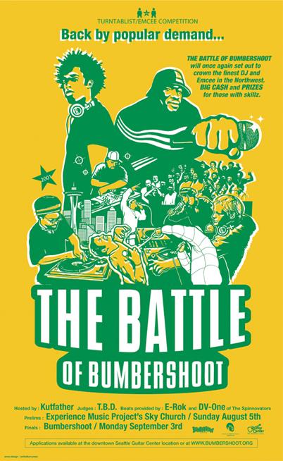Battle of Bumbershoot 2