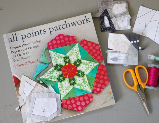 All Points Patchwork English Paper Piecing