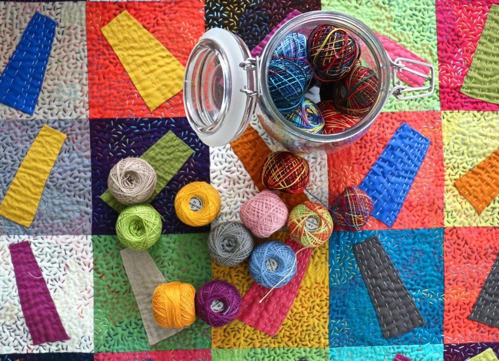 Valdani Threads and Boundless Fabrics