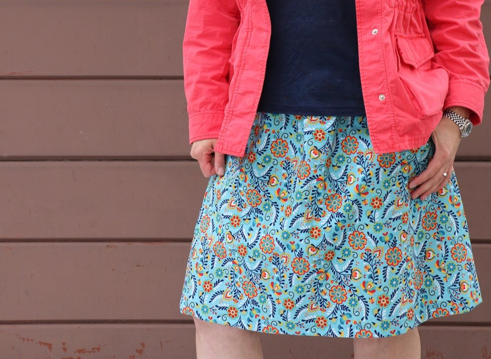 Every day skirt by Liesl and Co.