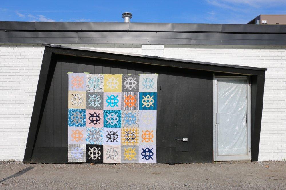 Park Quilt Mid Century Modern Calgary