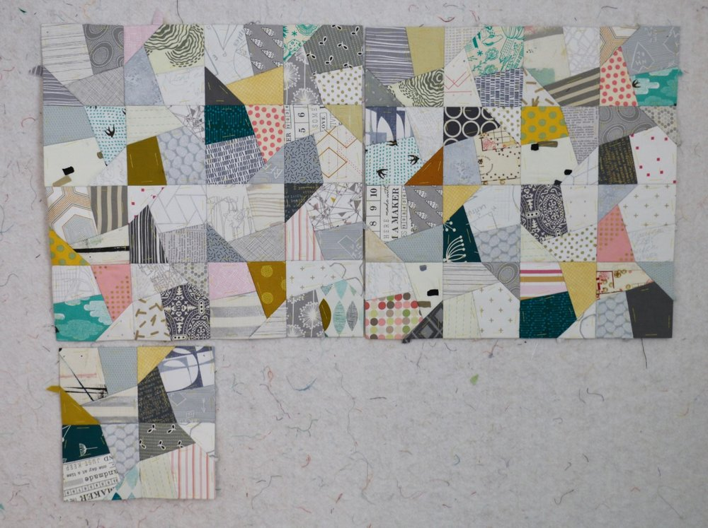 Euroa Quilt English Paper Piecing Original